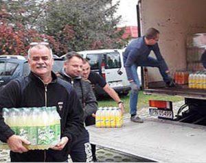 Pomoc dla gmin Koronowo, Czerniejewo i Mieleszyn