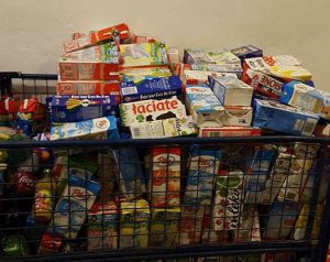 """Ponad 11 ton żywności w zbiórce """"Podziel się Posiłkiem""""…"""